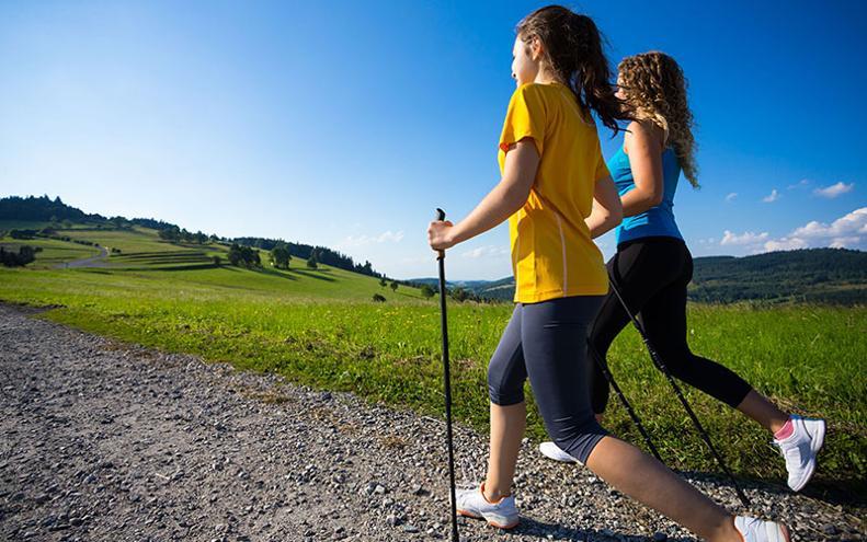 Vorteile des Gewichtsverlusts beim Gehen